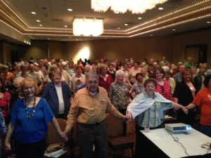 The audience of empowered patients and conscious health care providers in Munster, Indiana