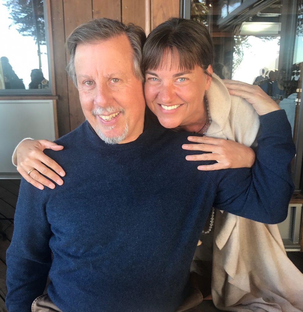 Dick Schwartz and Lissa Rankin