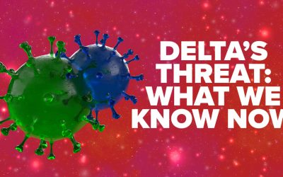 What You Need To Know About Delta:  Today's Covid Update From Virologist, Immunologist & Front Line Covid ICU Doctor Rick Loftus, MD